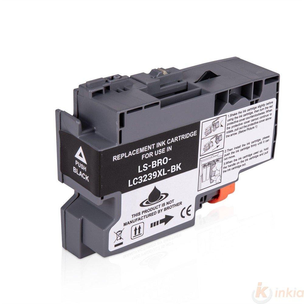 Compatible Premium Brother LC3239XLBK - Cartouche d'encre noire