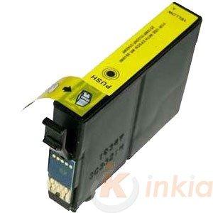 Compatible Premium Epson C13T03A44010 / 603XL - Cartouche d'encre jaune