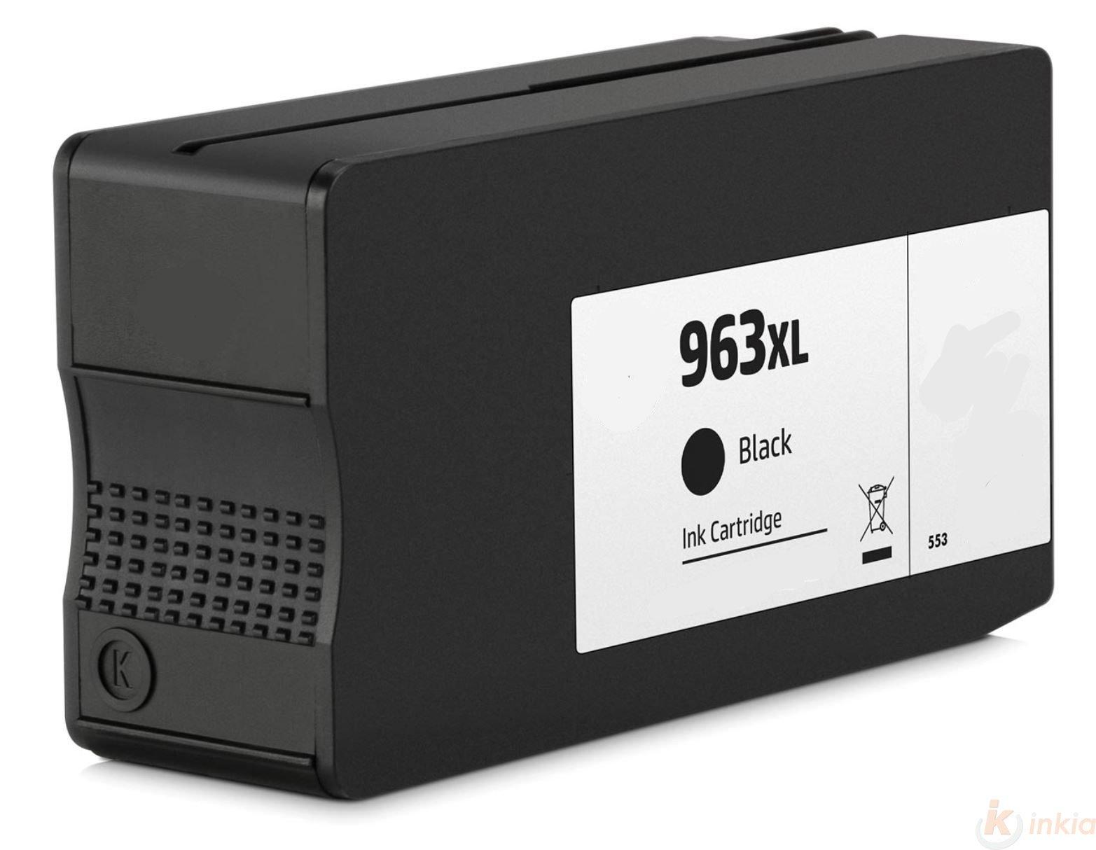ALTERNATIF HP 3JA30AE / 963XL - Cartouche d'encre noire