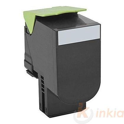 Compatible Premium Lexmark 80C2SKE / 802SK - Toner noir