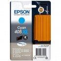 ORIGINAL Epson C13T05H24010 / 405 XL - Cartouche d'encre cyan