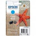 ORIGINAL Epson C13T03U24010 / 603 - Cartouche d'encre cyan