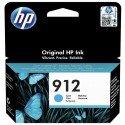 ORIGINAL HP 3YL77AE / 912 - Cartouche d'encre cyan