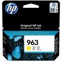 ORIGINAL HP 3JA25AE / 963 - Cartouche d'encre jaune