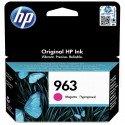 ORIGINAL HP 3JA24AE / 963 - Cartouche d'encre magenta