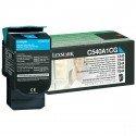 ORIGINAL Lexmark C540A1CG - Toner cyan